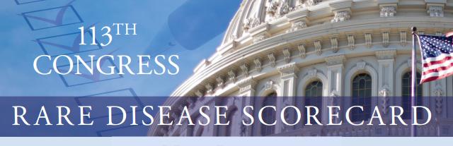 Congressional Scorecard header